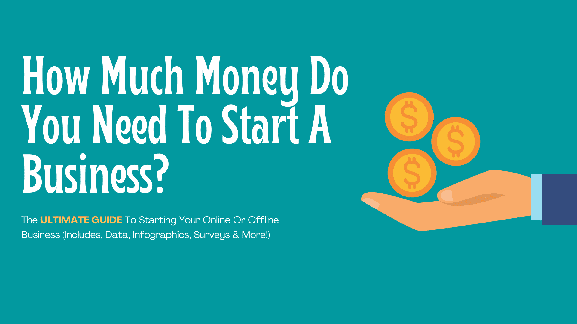 How Much Money Do You Need To Start A Business featured image(2)