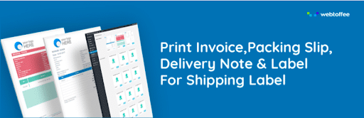 WooCommerce PDF Invoices, Packing Slips, Delivery Notes, & Shipping Label Plugin