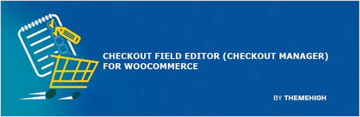 ckout Field Editor