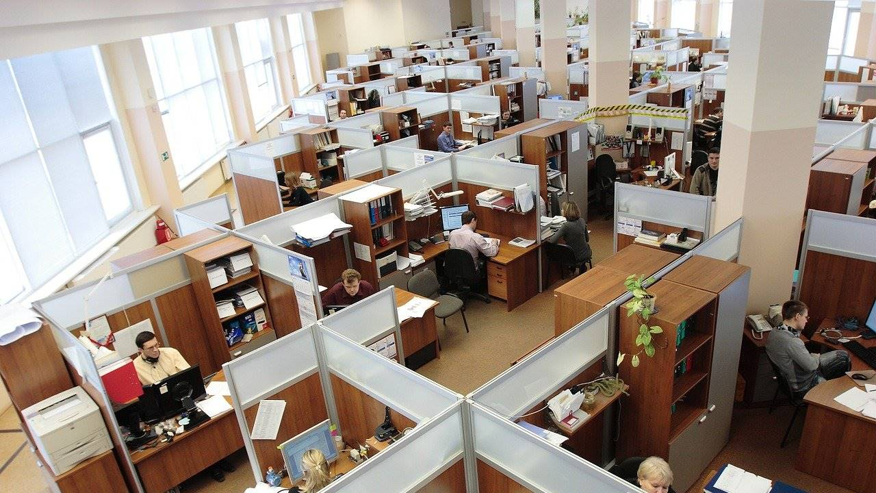 Why Office Partitions are Useful